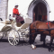 Landau Wedding Carriage
