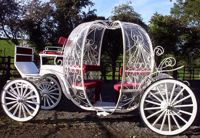 Fairy Tale Pumpkin Joanne Orr Carriages