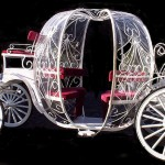 Fairy Tale Pumpkin Wedding Carriage